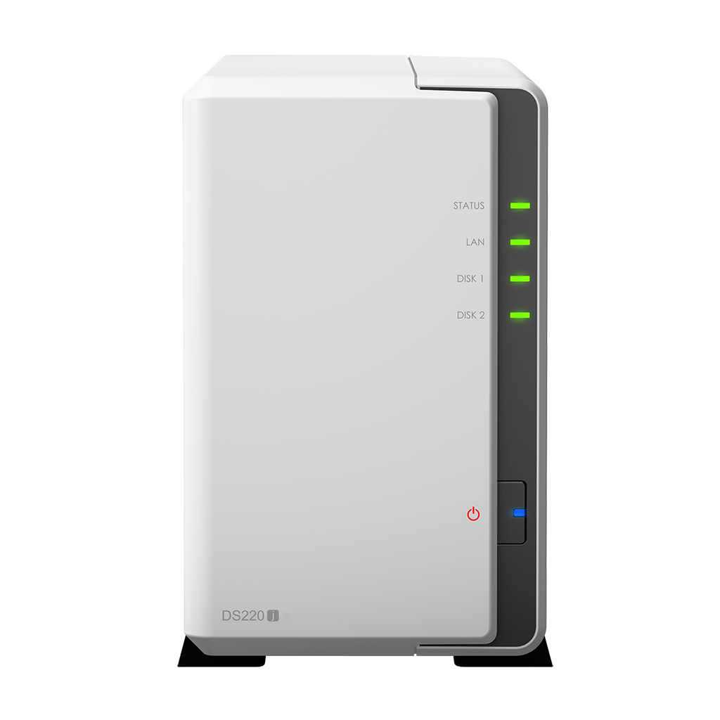 NAS-устройство Synology DiskStation DS220j
