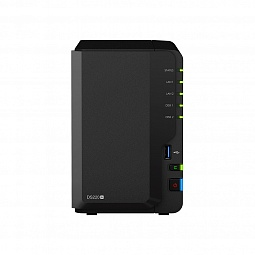 NAS-устройство Synology DiskStation DS220+